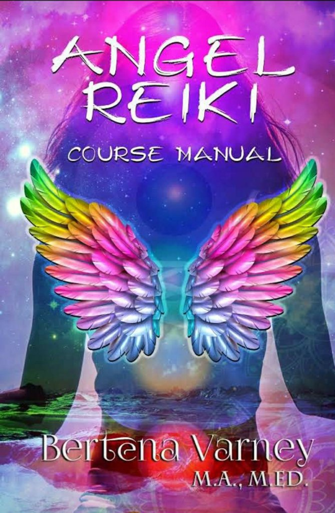 Angel Reiki Book