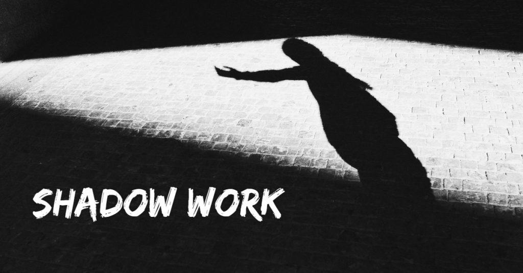Shadow work words
